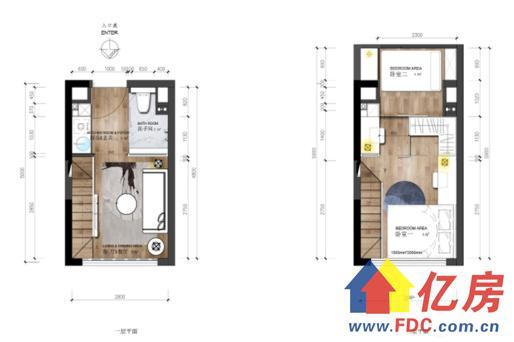 金色港湾MIMI空间户型图.png