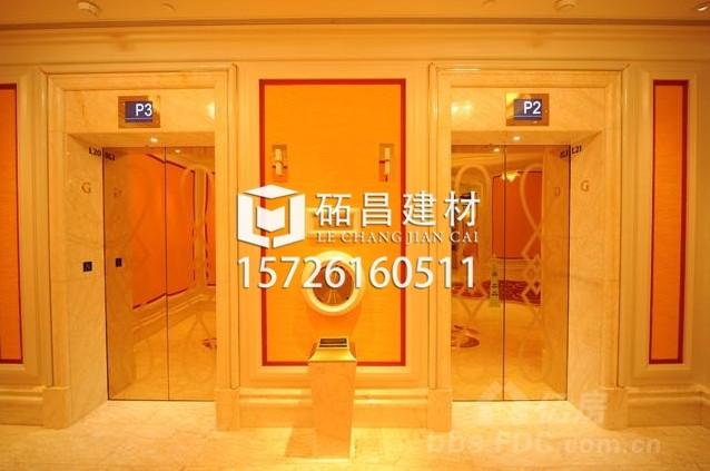 集成美家电梯门套线的设计和装修风格