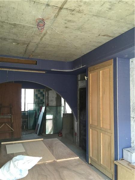 木匠安装橱柜的步骤