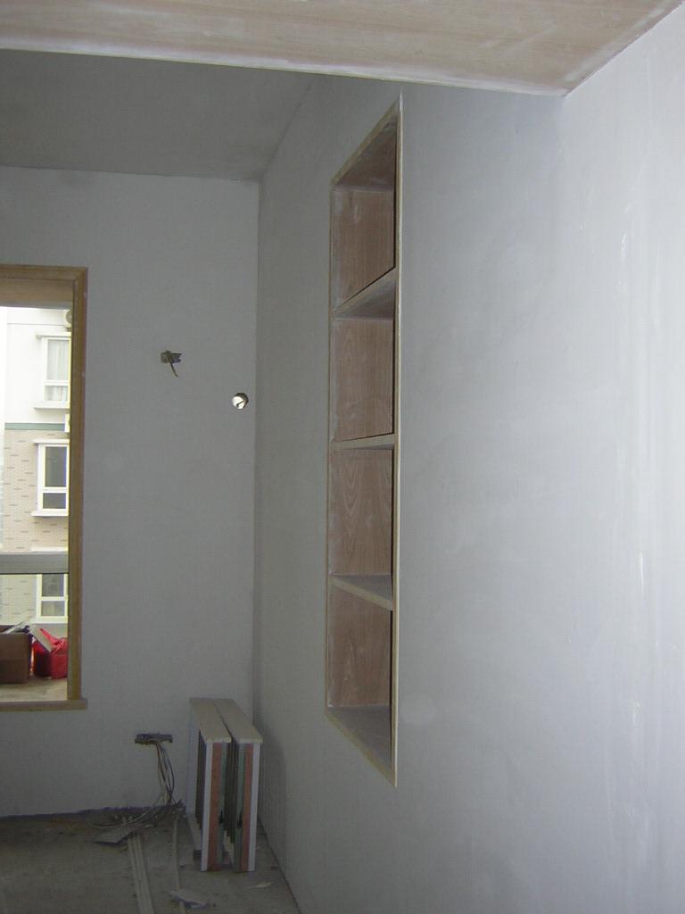 88平米居室装修方案欣赏
