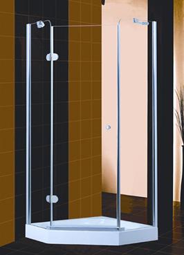 无边框淋浴房(屏)