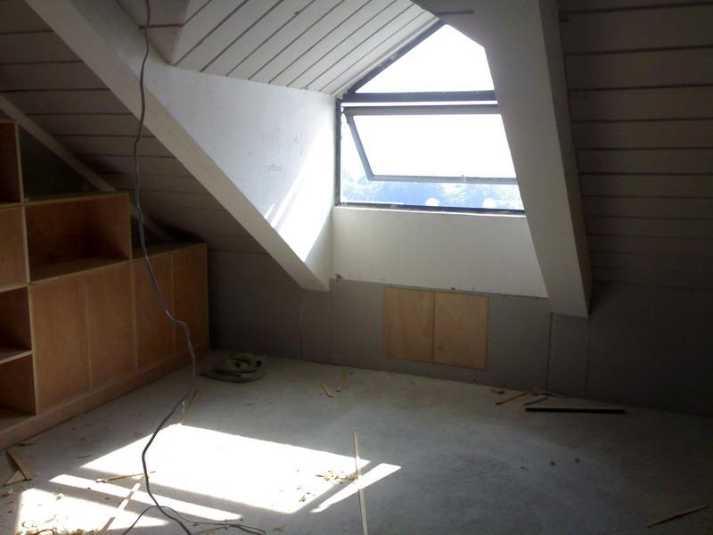 阁楼装修效果图大全 坡屋顶 英式老虎窗