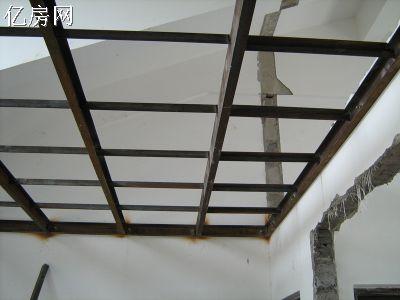 钢木结构复式大量图)