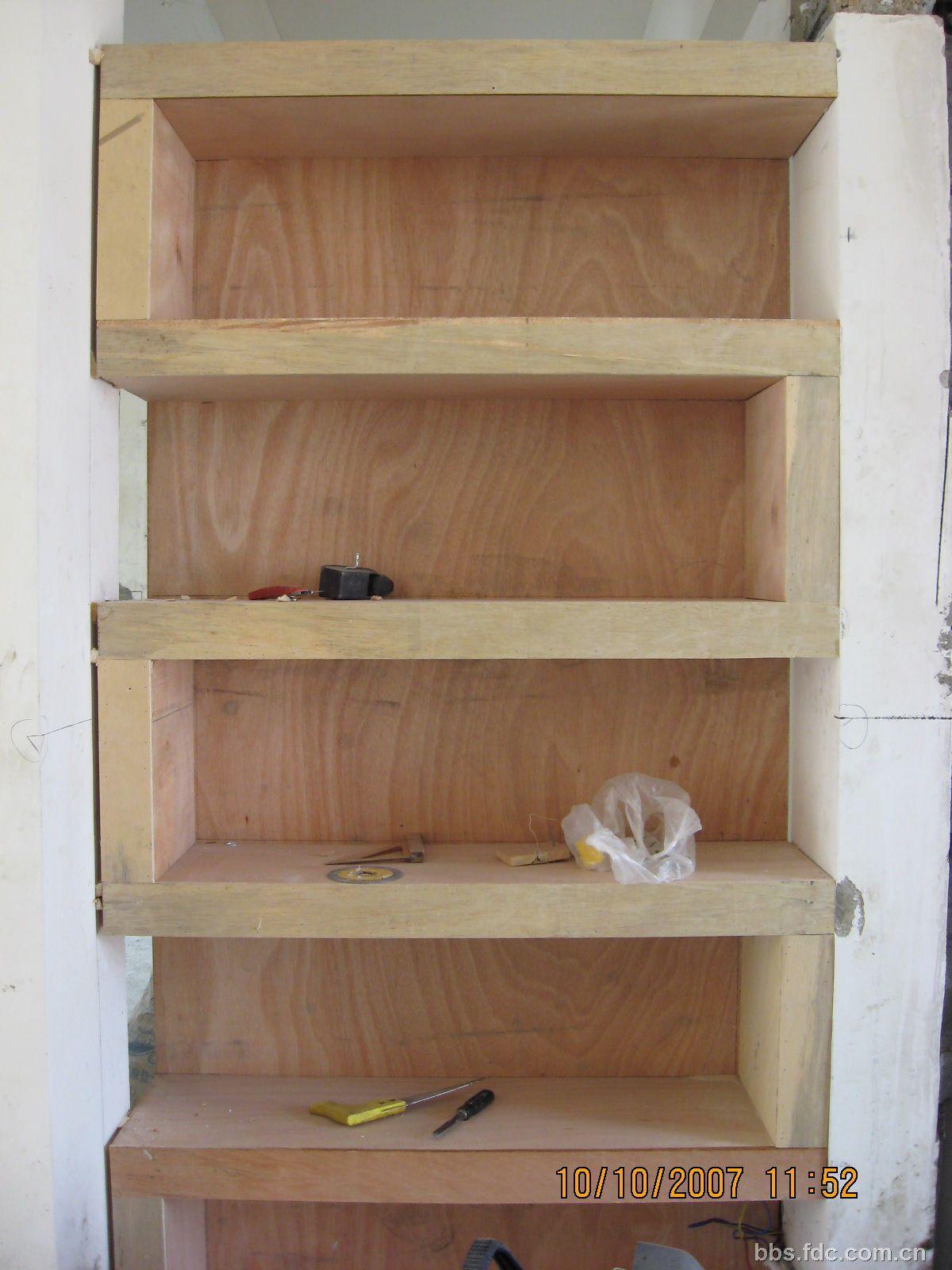 木工做的酒柜效果图