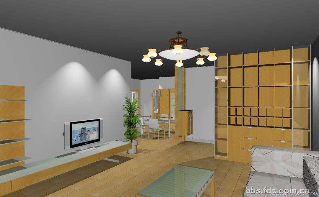我家我设计--非常好用的平面和效果图软件图片