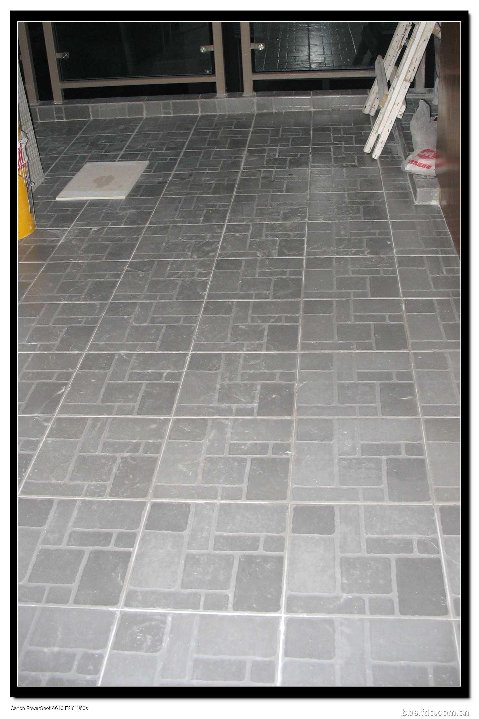 灰色外墙砖高清贴图; 房屋外墙瓷砖搭配图片;