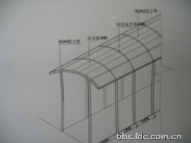 不锈钢结构设计素描