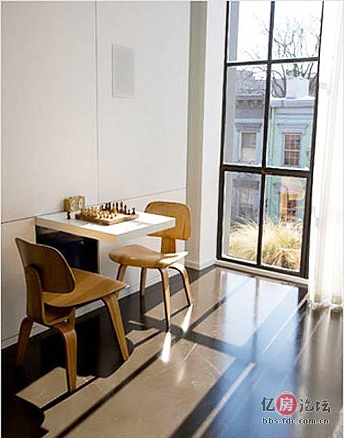 小型厨房折叠小餐桌