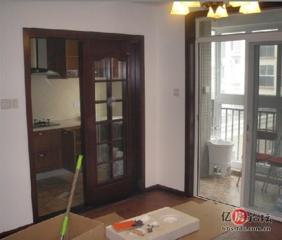 如何选择厨房,卫生间门?讨论帖 - 装修选材 - 亿房