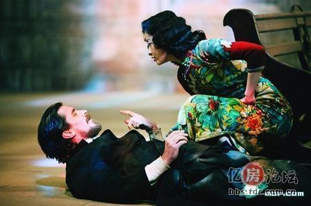 中国义妓的激情床戏