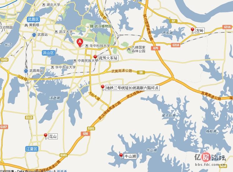 如何乘坐武汉地铁二号线图片
