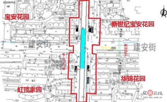 谈房论市武汉地铁施工大提速,明年南湖花园将