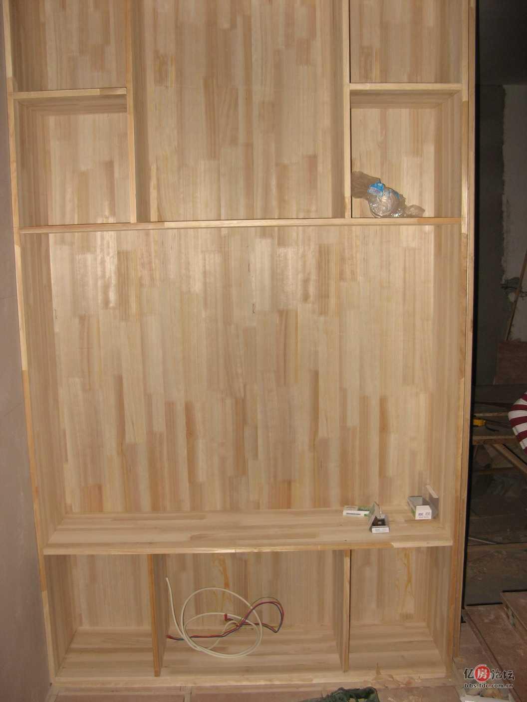 桑拿板柜子做法尺寸图解