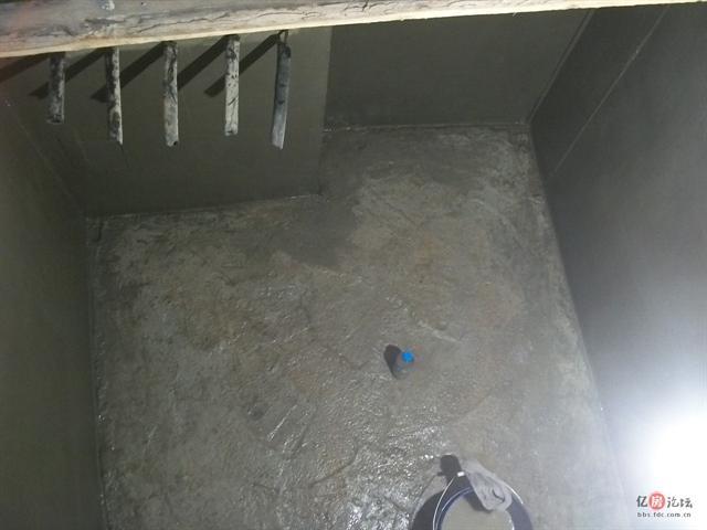 别墅地下室防漏水和防潮(现场照片网络直播)