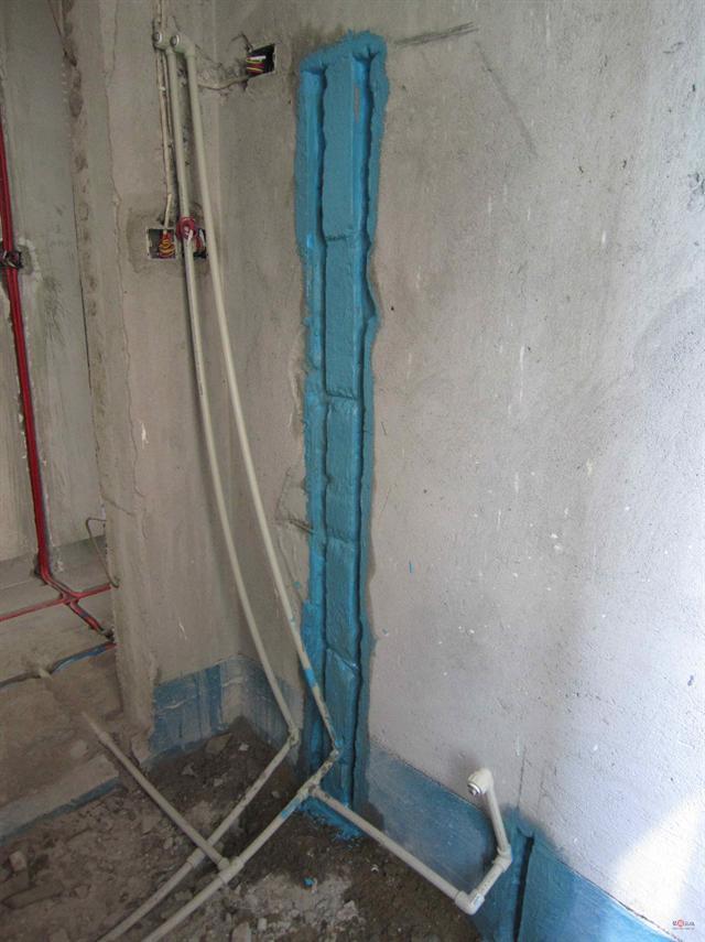 李杰 装修/电热水器水管...