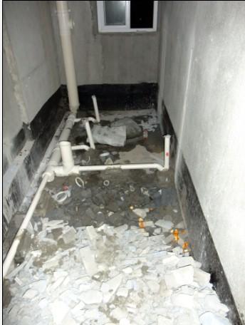 卫生间下水管道