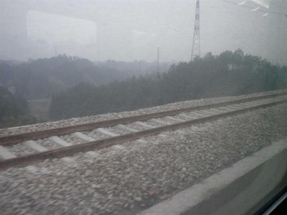 社区 69 宜昌分区 69 夷陵话吧 69 2010年最后一天坐火车去恩施图片