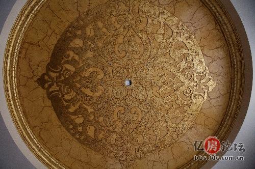 [贴图][原创]欧式经典墙面效果图片~~拿给大家借鉴一下~墙艺中国