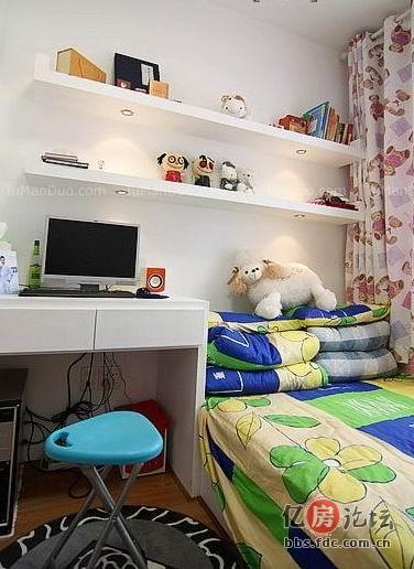 【求助】8平方儿童小卧室怎么装修?