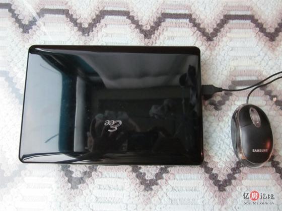 160G硬盘,拿回家后基本没有映龌 禘PC1005贝壳系列上网本 实物图片