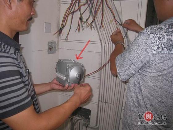 摇表——检测电路是否有短路的情况!