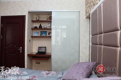 老房改造 80平米小户型变身100平米温馨小窝高清图片