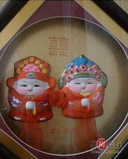 新年中国福娃手工制作