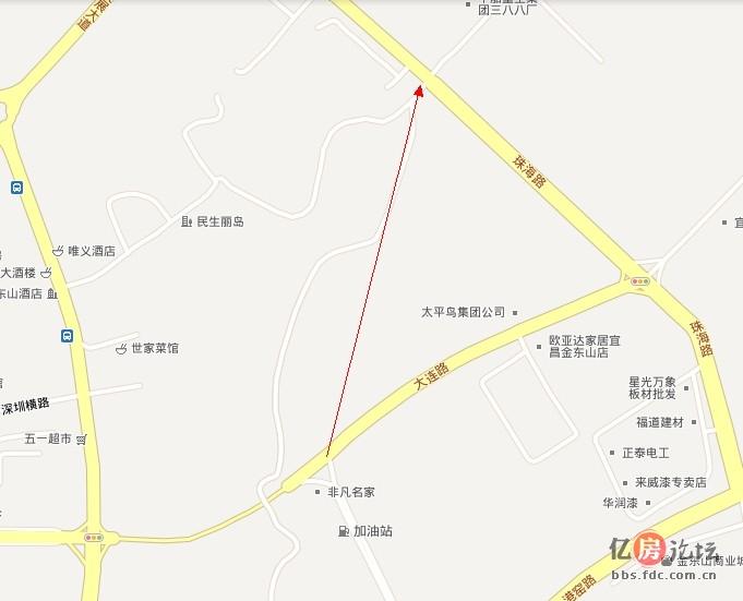 【2012simon说】-42 开发区汕头路 青岛路继续向里延伸