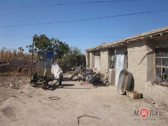 東北農村竟有這樣的房子
