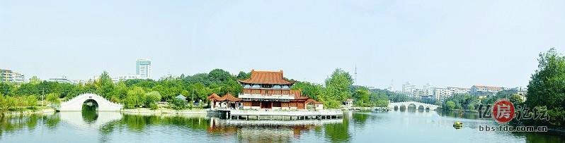 枝江五柳树公园,堪比宜昌儿童公园
