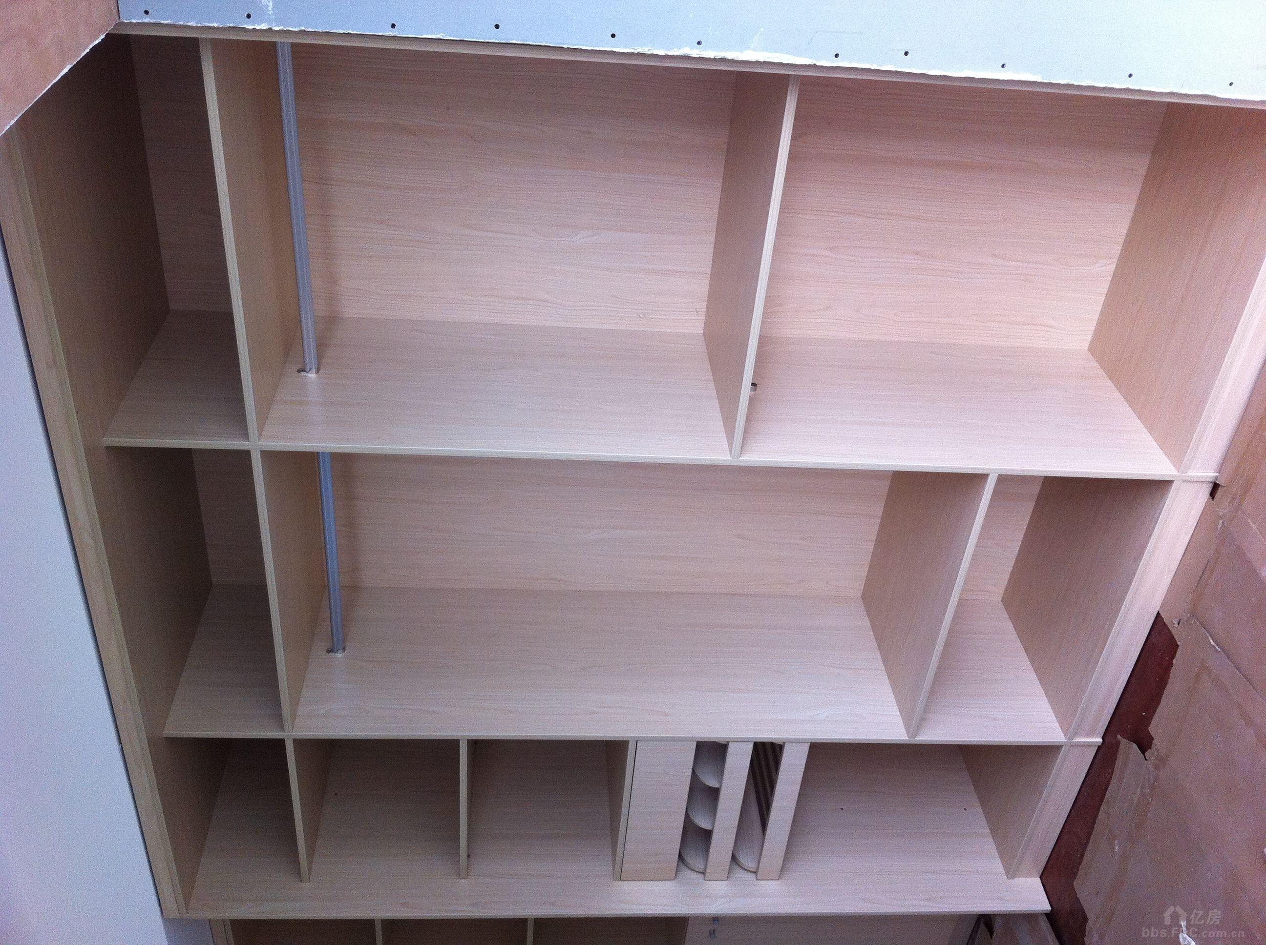 木工厨柜做法图解