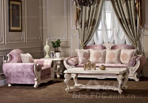 半欧式沙发图片大全