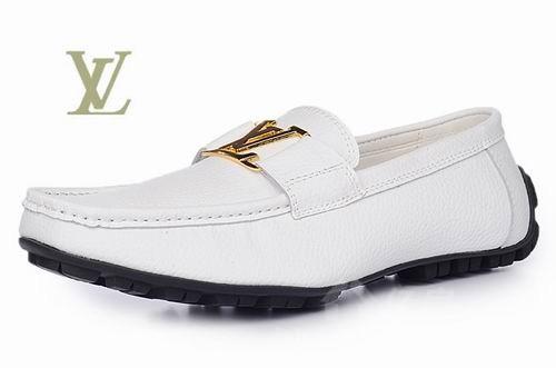 lv鳄鱼皮鞋