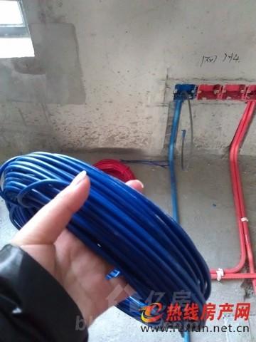 电线管安装原则:灯线1.5m;开关和插座用2.5m;大功率用电用4m.