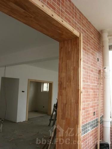 木工施工工艺及
