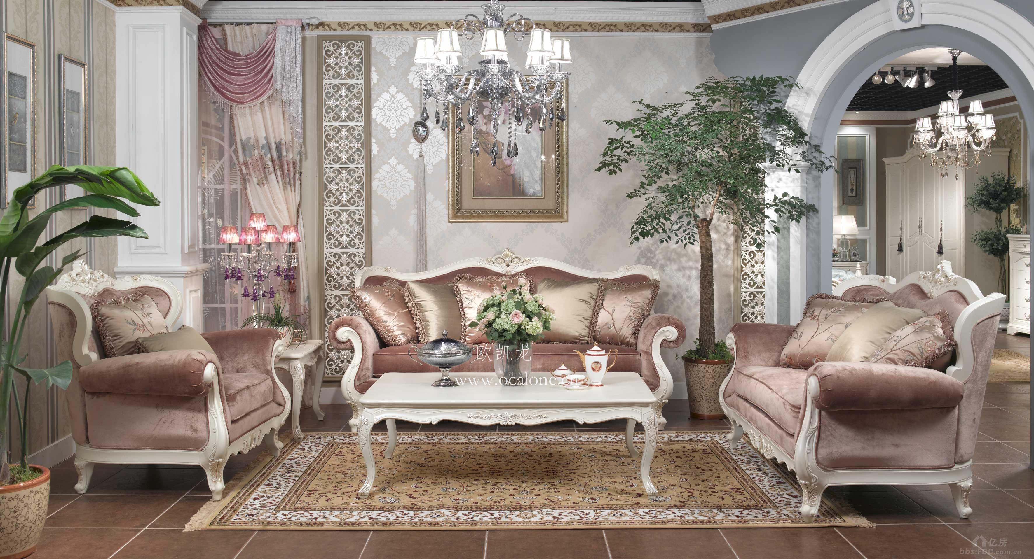 ;图柏年欧式家具