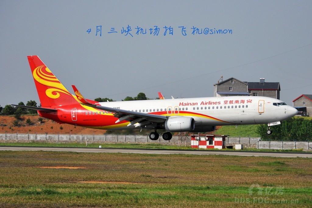 天津航空也准备飞往郑州不知道宜昌到郑州的人多不多