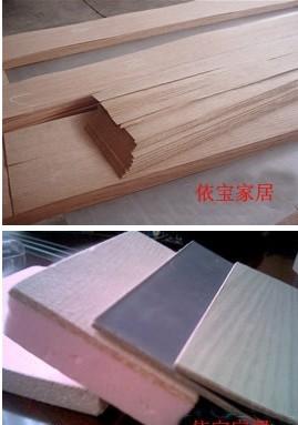所以实木贴皮对贴皮及油漆工艺要求较高