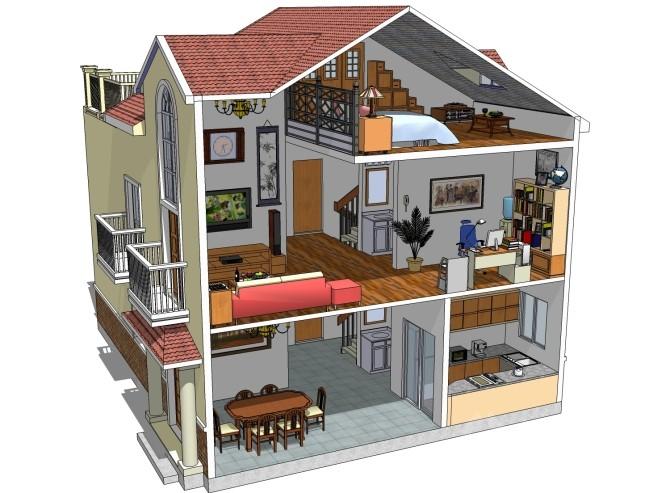 现在跟大家介绍几款新农村户型图,在农村有地的,手头上有二十万要建房的(不含精装修),基本上下面的户型是可以建造的。哈哈。 实现从农村包围城市,农村的豪宅是第一步! 户型参考造价 1、毛胚房 砖混400-1000/,框架600-1600/ 2、毛胚房+精装修 砖混1200-3000元/,框架1500-4000元/ 当然精装修只是说按照一般的好的装修,奢华的装修就不是这个价格了,以上价格 不包括前后花园栽花种草等费用。 下面的户型,一般只给了建筑图,没有结构图,如果施工时候不清楚配筋,可以留言询问。一般