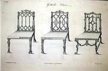 洛可可时期家具