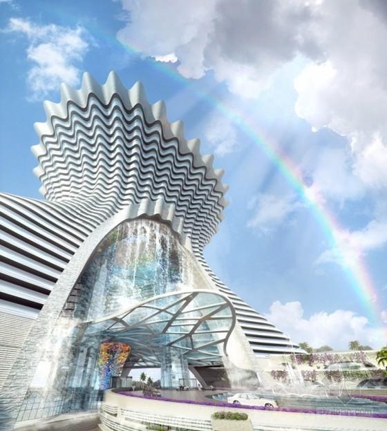 三亚海棠湾亚特兰蒂斯度假酒店