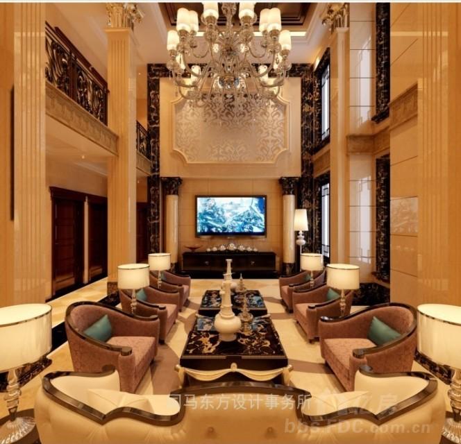 秀出样板间37号】420平的欧式复式楼-商家优惠-亿房
