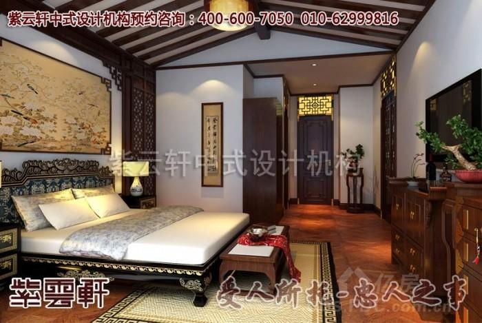 中式风格店面酒店中式装修效果图赏析