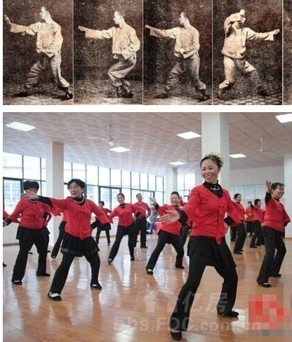 武林外传,笑看广场舞大妈是如何成为一代宗师的图片