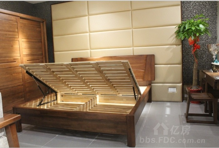 真正核桃木原木家具,梓乔家具欧亚达震撼上市!