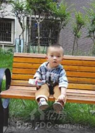2岁男孩生活照片