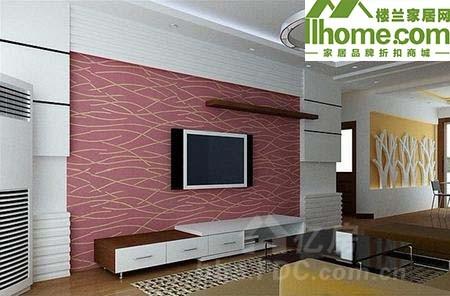 家装电视背景墙用什么材料好-楼兰家居网-装修选材