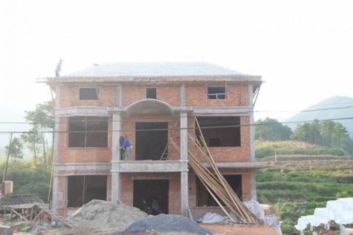 老家的房子终于盖好了 完工了来发个汇报贴图片