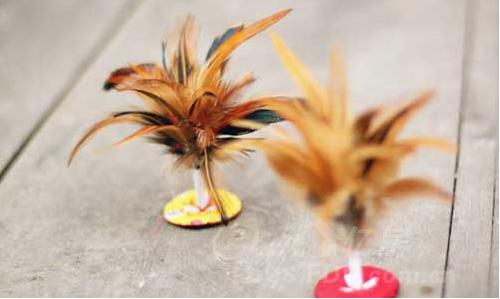 头发莲花雕刻图案