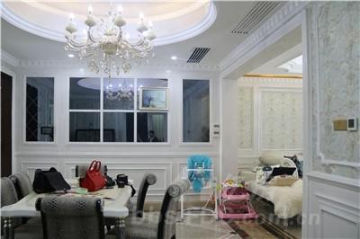 蓝天豚硅藻泥八大装饰风格之新古典风格-装修选材-亿